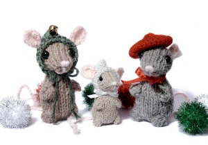 holiday mice