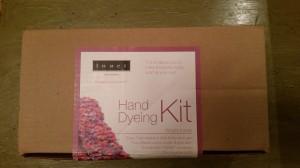 Louet Dyeing Kit